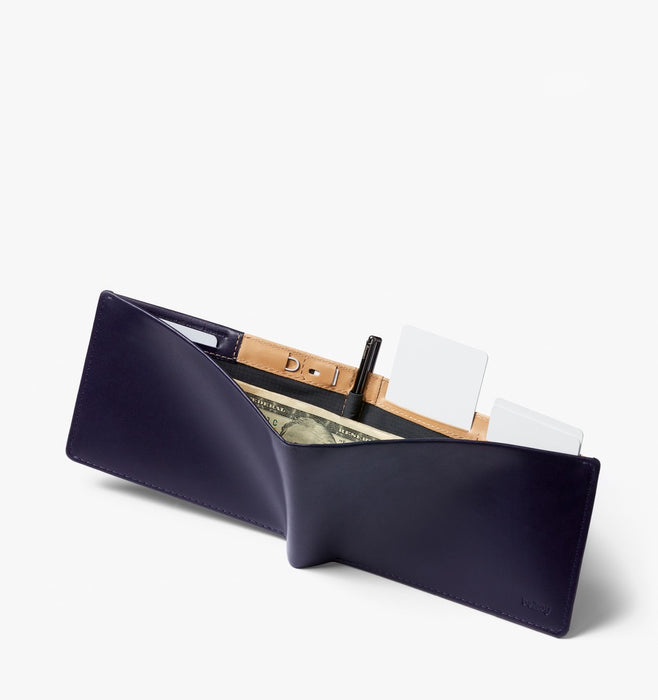 Bellroy RFID Travel Wallet - Navy