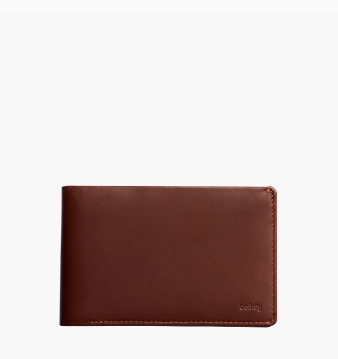 Bellroy RFID Travel Wallet - Cocoa
