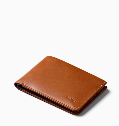 Bellroy The Low Wallet - Caramel
