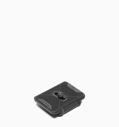 Peak Design Dual Plate: PROplate MANFROTTO RC2 + ARCA-type Compatible Quick Release Plate - Black