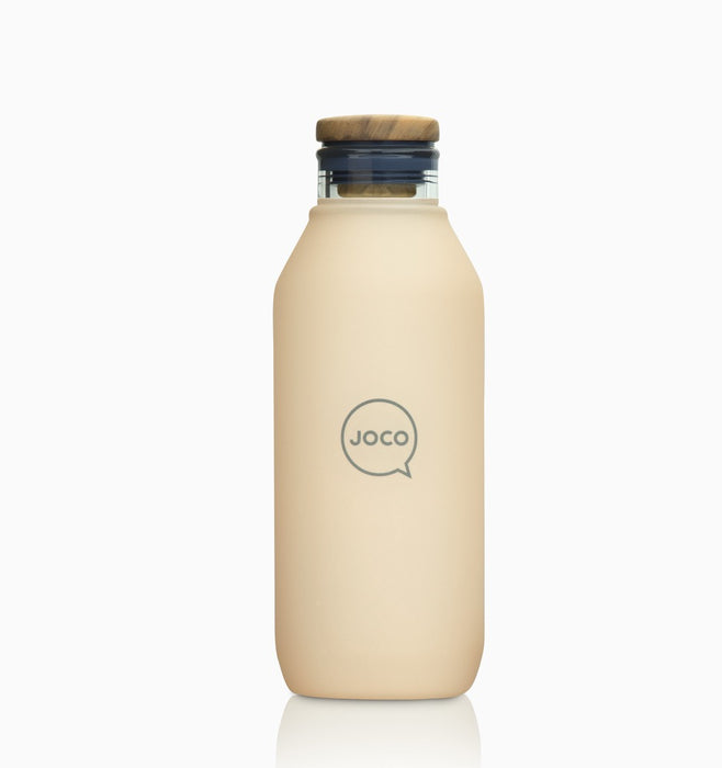 Joco Plastic Free Water Bottle 600ml (20oz) - Amberlight