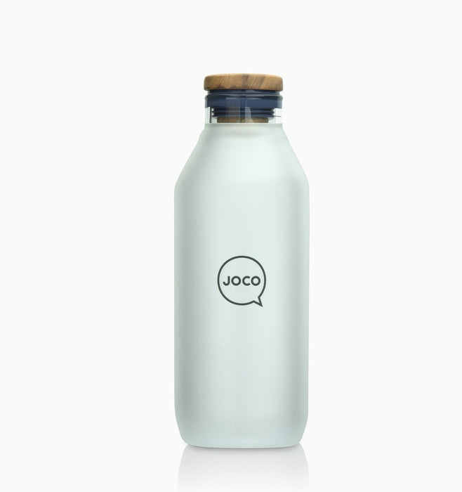 Joco Plastic Free Water Bottle 600ml (20oz) - Neutral
