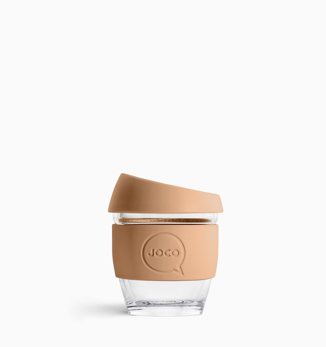 Joco 118ml (4oz) Reusable Coffee Cup - Butterum
