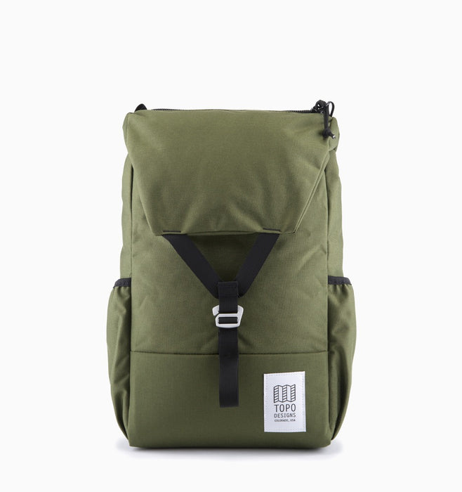 "Topo Designs Y-Pack 16"" Laptop Backpack"