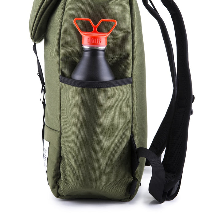 "Topo Designs Y-Pack 16"" Laptop Backpack - Olive"