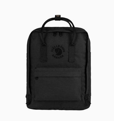 Fjallraven Kanken Re-Kanken Backpack - Black