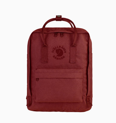 Fjallraven Kanken Re-Kanken Backpack - Ox Red
