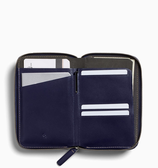 Bellroy Travel Folio Passport Wallet - Navy