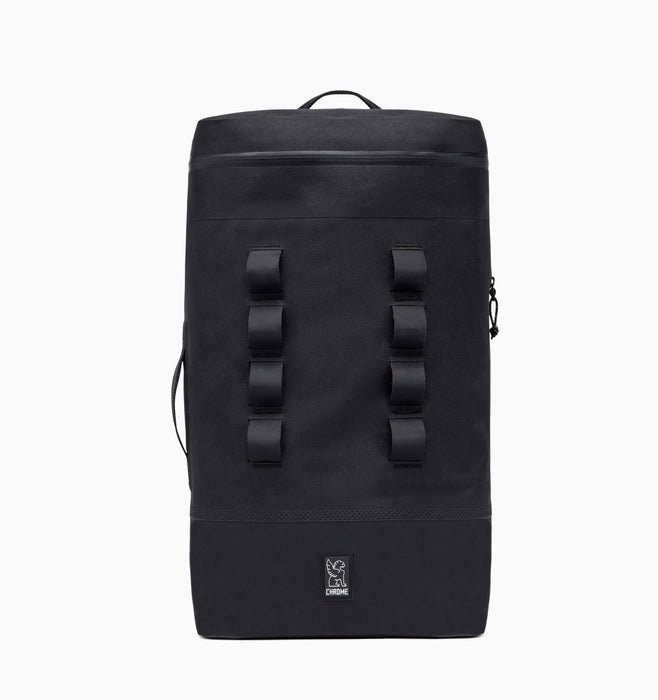 "Chrome Urban Ex Gas Can 22L 16"" Laptop Backpack - Black Black"