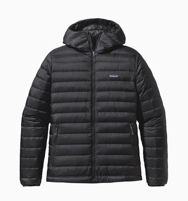 Patagonia Men's Down Sweater Hoody - Black