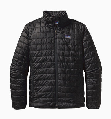 Patagonia Men's Nano Puff Jacket - Black
