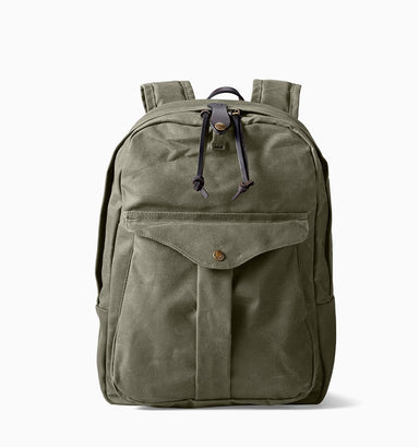 "Filson Journeyman 16"" Laptop Backpack - Otter Green"