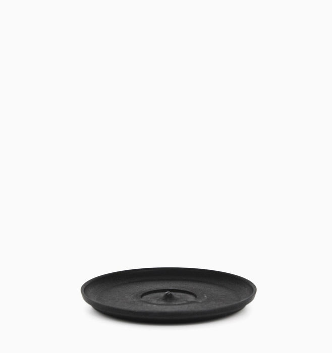 Huskee Cup Universal Saucer 4 Pack - Charcoal