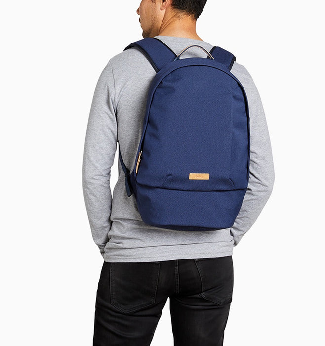 "Bellroy Classic 16"" Laptop Backpack (Second Edition) - Ink Blue"
