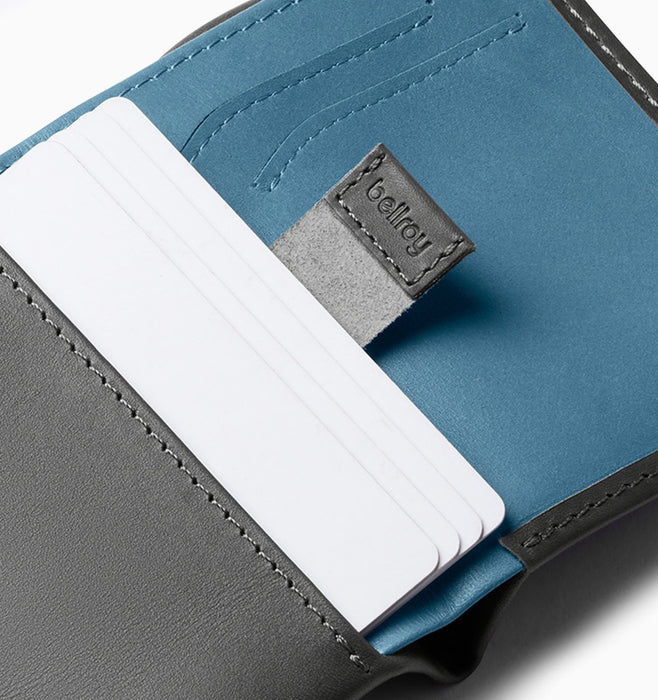 Bellroy RFID Note Sleeve - Charcoal