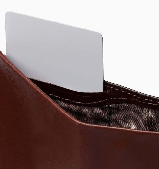 Bellroy RFID Note Sleeve - Cocoa