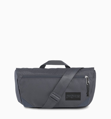 JanSport Street Sling Crossbody Bag - Deep Grey Ripstop