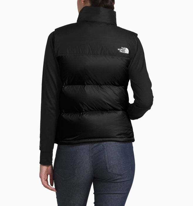 The North Face Women's 1996 Retro Nuptse Vest - Black