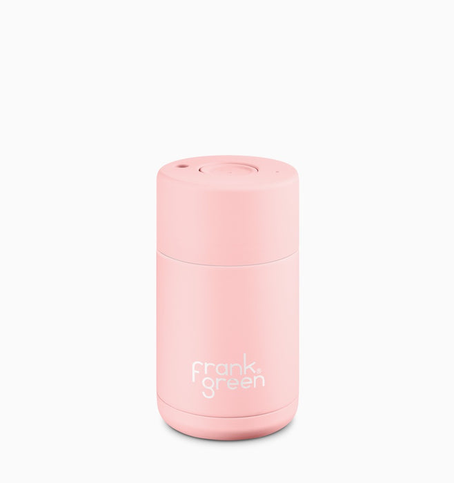 Frank Green 295ml Ceramic Reusable Cup - Blushed