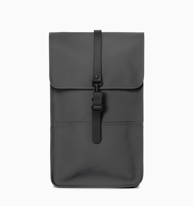 "Rains 13"" Laptop Backpack - Charcoal"