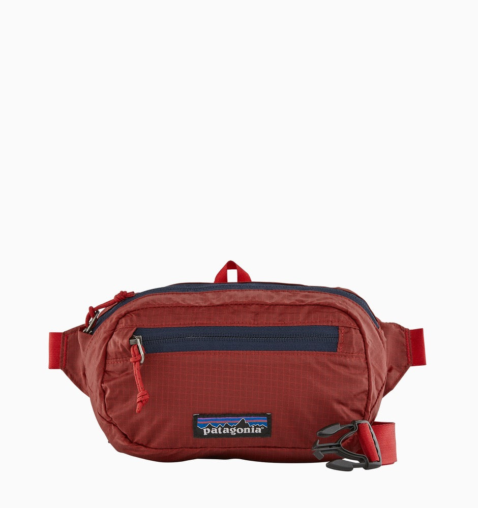 Patagonia Ultralight Black Hole Mini Hip Pack - Rincon Red
