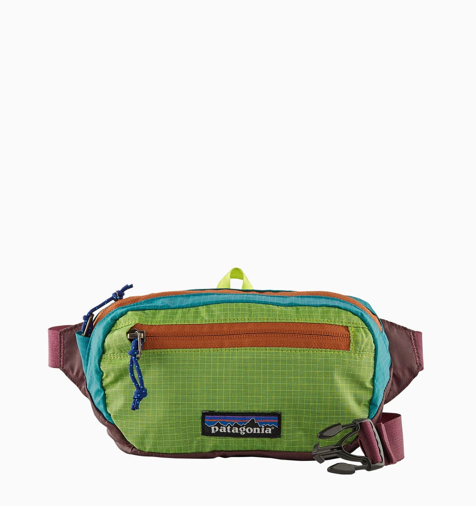 Patagonia Ultralight Black Hole Mini Hip Pack - Peppergrass Green