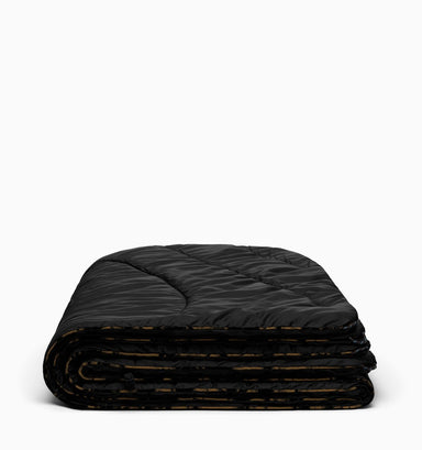 Rumpl Original Puffy Blanket 1-Person - Black