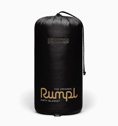 Rumpl Original Puffy 2-Person Blanket - Black