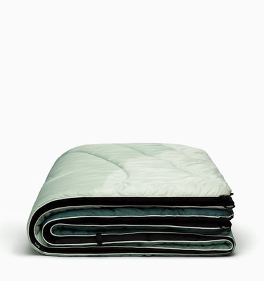 Rumpl Original Puffy Printed 1-Person Blanket - Cascade Fade