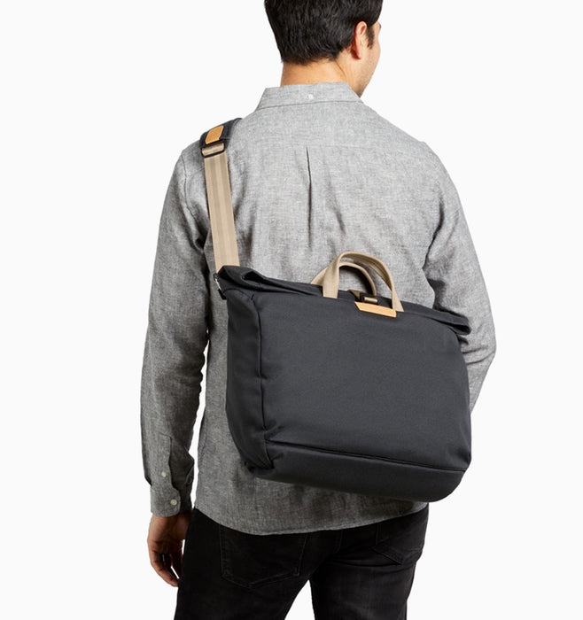"Bellroy System Work 16"" Laptop Messenger - Charcoal"