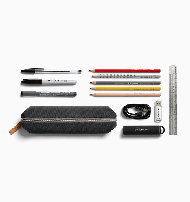 Bellroy Pencil Case - Charcoal