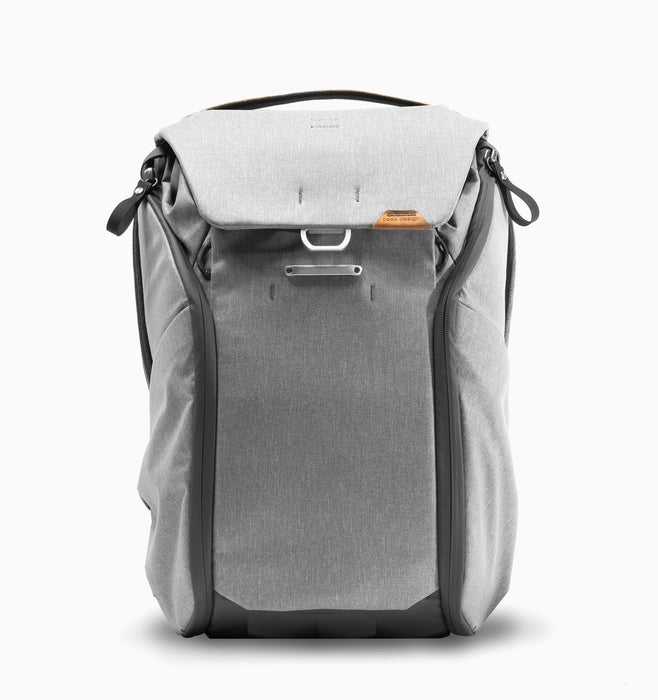 "Peak Design Everyday 16"" Laptop DSLR Backpack 20L V2 - Ash"