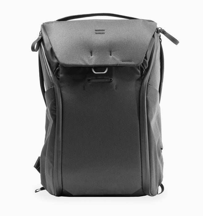 "Peak Design Everyday 16"" Laptop DSLR Backpack 30L V2 - Black"