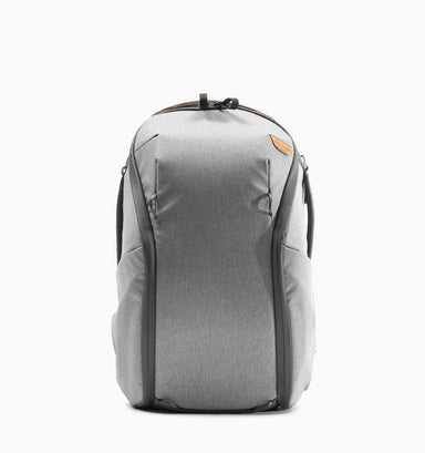 "Peak Design Everyday 13"" Laptop DSLR Backpack Zip 15L V2 - Ash"