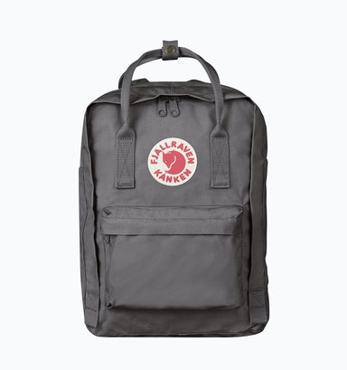 "Fjallraven Kanken 13"" Laptop Backpack - Super Grey"