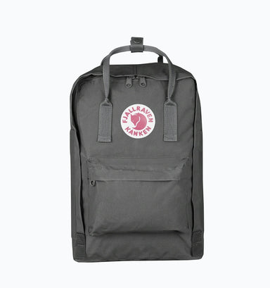 "Fjallraven Kanken 16"" Laptop Backpack - Super Grey"