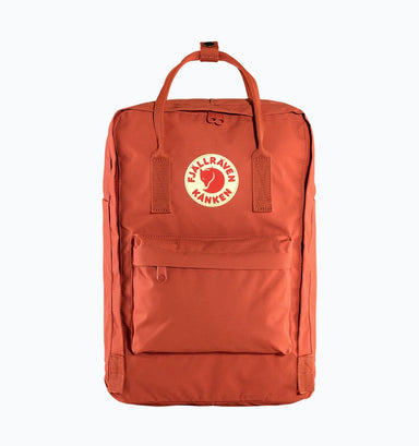"Fjallraven Kanken 16"" Laptop Backpack - Rowan Red"