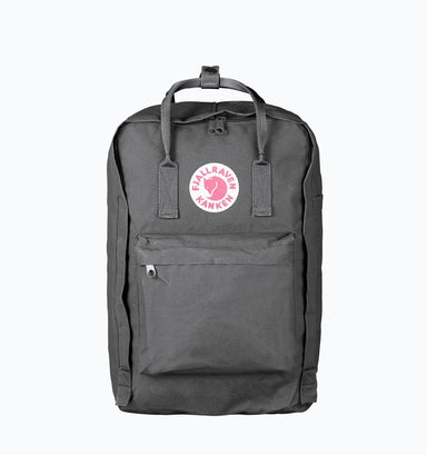"Fjallraven Kanken 17"" Laptop Backpack - Super Grey"