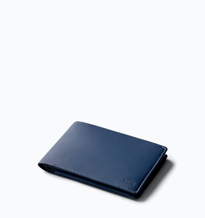 Bellroy RFID Travel Wallet - Marine Blue