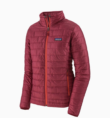 Patagonia Women's Nano Puff Jacket - Roamer Red