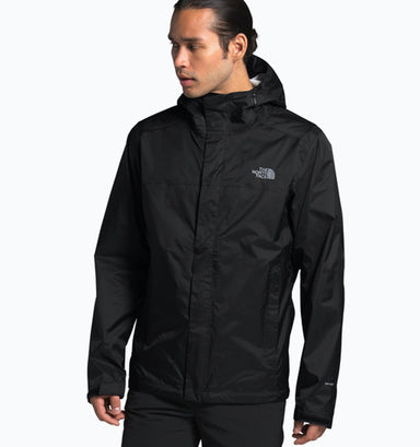 The North Face Mens Venture 2 Jacket- Black