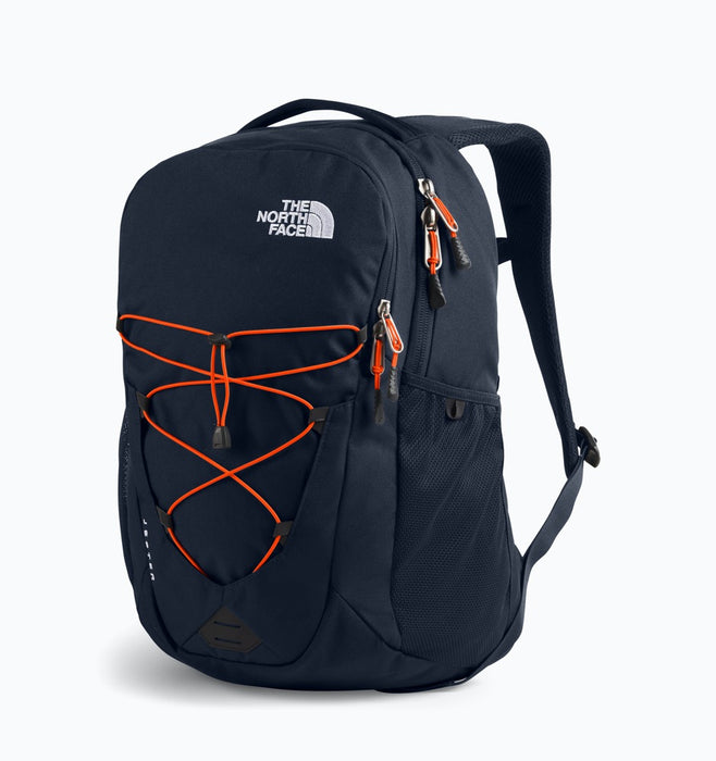 "The North Face Jester 16"" Laptop Backpack - Navy Orange"