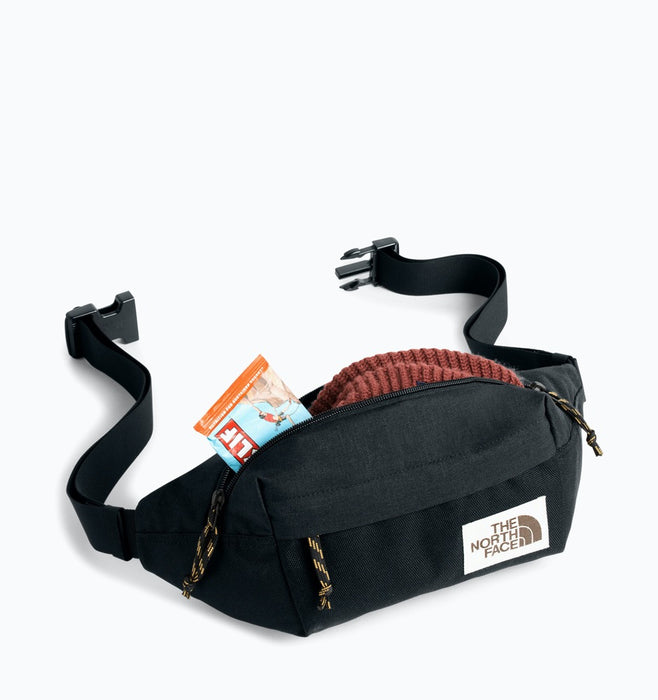 The North Face Lumbar Pack - Black Heather
