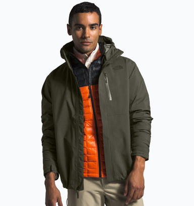 The North Face Mens Dryzzle FUTURELIGHT Jacket - Green