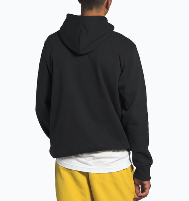 The North Face Mens Half Dome Pullover Hoodie - Black