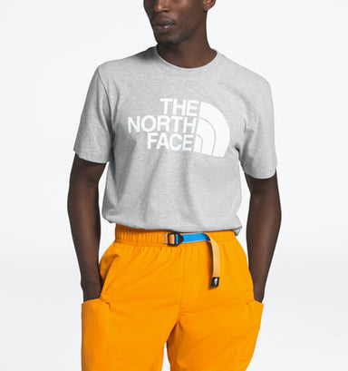 The North Face Men's Short-Sleeve Half Dome Tee - Grey Heather