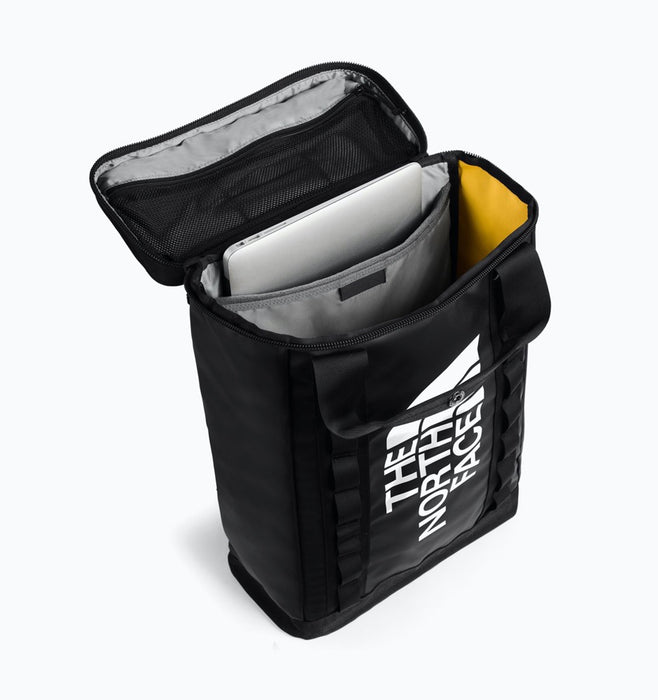 The North Face Explore Fusebox Large - Black White