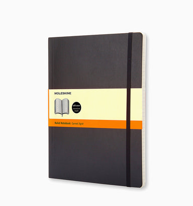 Moleskine Extra Large Classic Ruled Softcover Notebook
