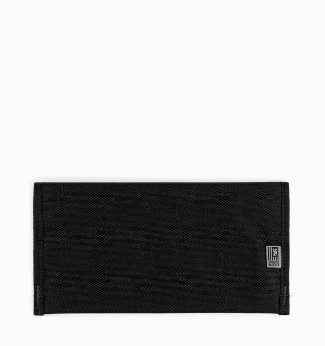 Chrome Large Utility Pouch - Black
