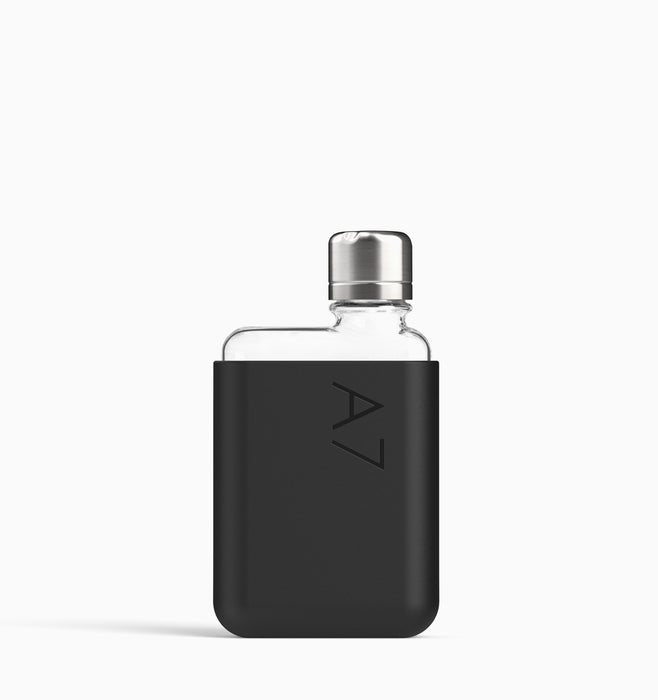 Memobottle A7 Silicone Sleeve - Black Ink